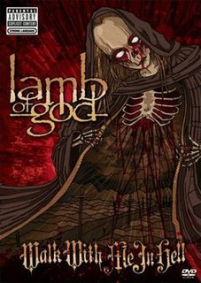 <i>Walk with Me in Hell</i> (DVD) 2008 video by Lamb of God
