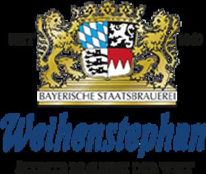 Bayerische Staatsbrauerei Weihenstephan - Image: Weihenstephan logo