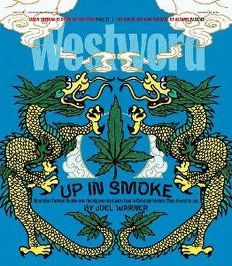 Westword - Image: Westword (cover)