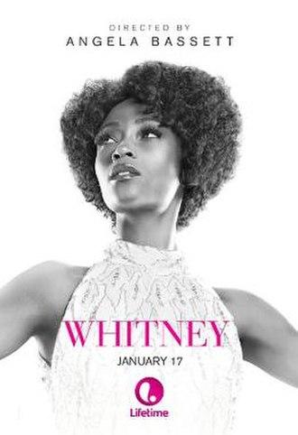 Whitney (2015 film) - Image: Whitney (2015 film)