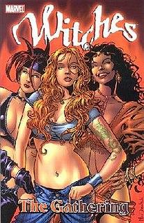 <i>Witches</i> (Marvel Comics) Comic book series
