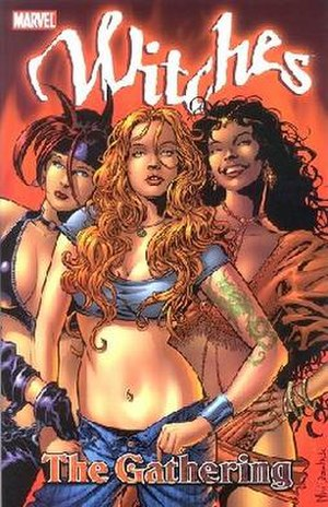 Witches (Marvel Comics) - Image: Witches The Gathering