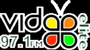 XHKY-FM - Image: XHKY Vida 97.1 logo