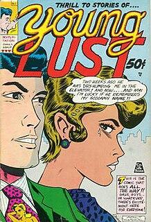 <i>Young Lust</i> (comics)
