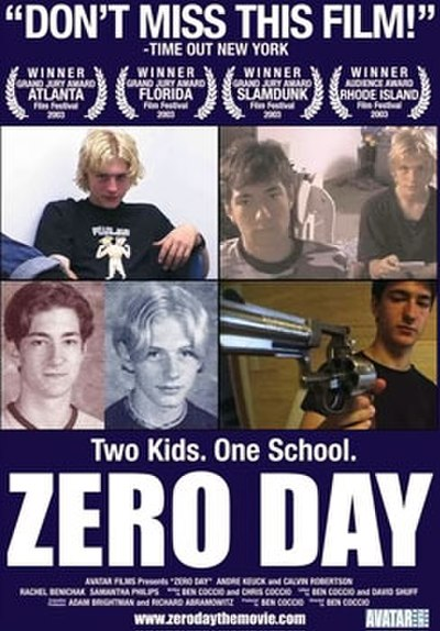 Picture of a movie: Zero Day