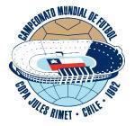 Emblemo de la Futbala Mondpokalo 1962