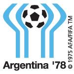 Emblemo de la Futbala Mondpokalo 1978