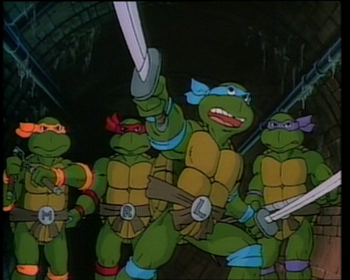 Ninja Turtles Paten Duisburger Zoo