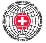 Emblemo de la Futbala Mondpokalo 1954