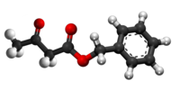 Benzyl acetoacetate3D.png