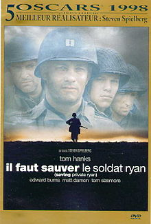 saving private ryan vikipedio