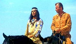 Winnetou kaj Old Shatterhand