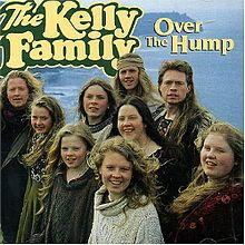 Koverto de albumo de The Kelly Family