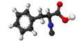 2-isocyano-phenylpropanoic acid3D.png