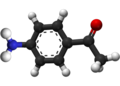 4-Amino-acetophenone 3D.png