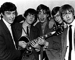 The Rolling Stones en 1963