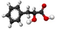 2-Hydroxy phenylpropanoic acid3D.png