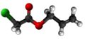 Allyl chloroacetate 3D.png