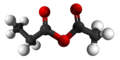 Acetic propanoic anhydride3D.png