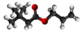 Allyl t-butylacetate 3D.png