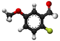 P-fluoro-anisole-2-formaldehyde3D.png