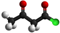 Acetoacetyl chloride3D.png