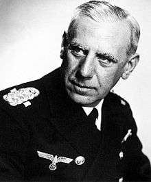 Wilhelm Canaris en la 1940-aj jaroj