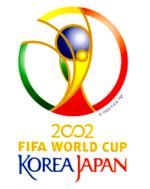 Emblemo de la Futbala Mondpokalo 2002.