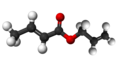 Allyl crotonate3D.png