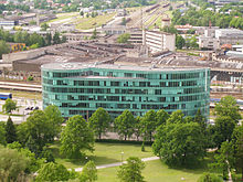 Eesti Raudtee office building, June 2010.jpg