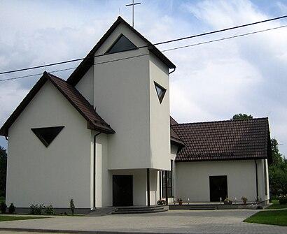 Kuidas ühistranspordiga sihtpunkti Mustvee Betaania koguduse palvemaja jõuda - kohast
