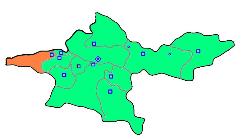 شهرستان ملارد