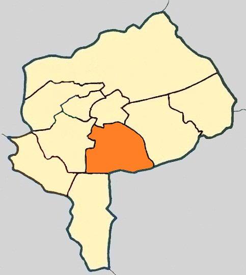 شهرستان مهریز