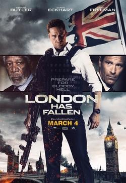 %معرفی فیلم London Has Fallen