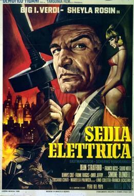 for Sedia elettrica film