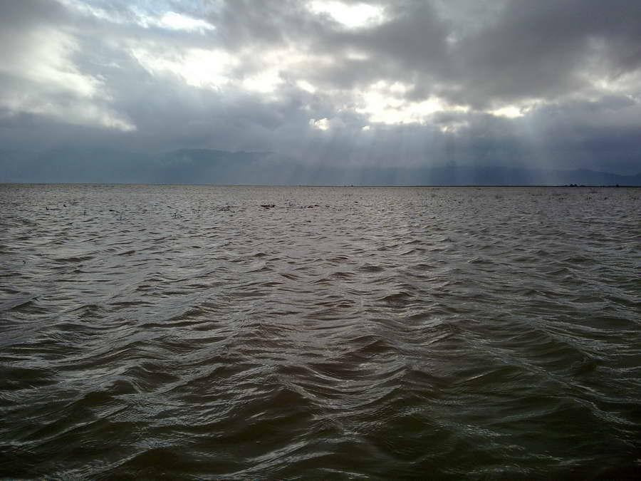 دریاچه کفه خنج
