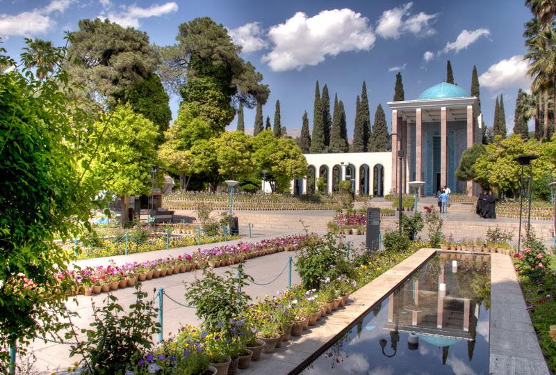 ارمگاه سعدی