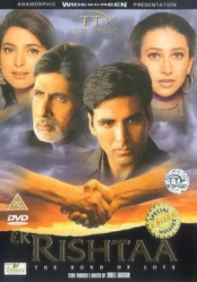 Film cover for Ek Rishtaa.jpg