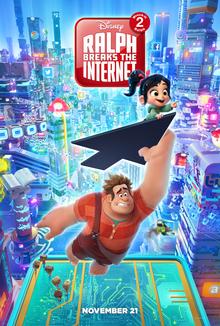 نقد فیلم رالف اینترنت را خراب می کند