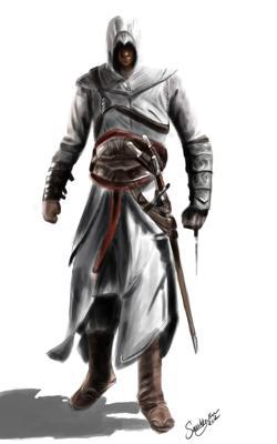 Altair Ibn-La'Ahad - Ο πρώτος ασασίνος που χειριζόμαστε είναι ο Altair Ibn-La'Ahad.