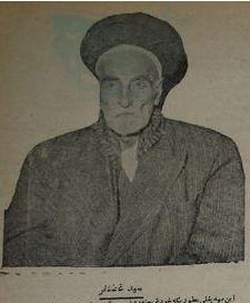 سید غضنفر وزیری