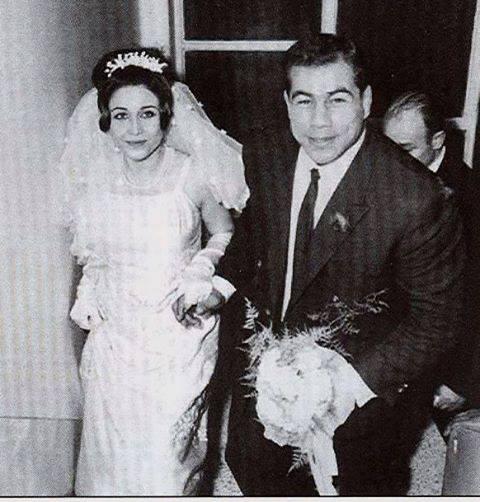 همسر غلامرضا تختی همسر تختی عکس شهلا توکلی بیوگرافی غلامرضا تختی ازدواج غلامرضا تختی