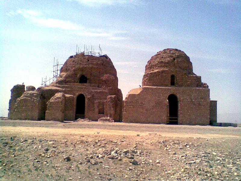 کاخ ساسانی سروستان