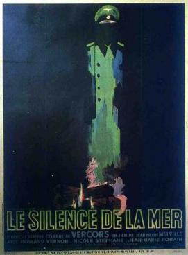 پوستر خاموشی دریا (فیلم ۱۹۴۹)