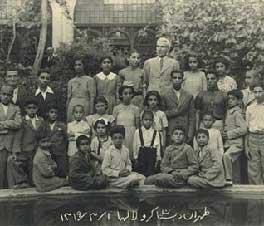 تهران، دبستان کر و لالها. ۱/۳/۱۳۱۹
