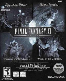 Vana'Diel Collection 2008 boxart