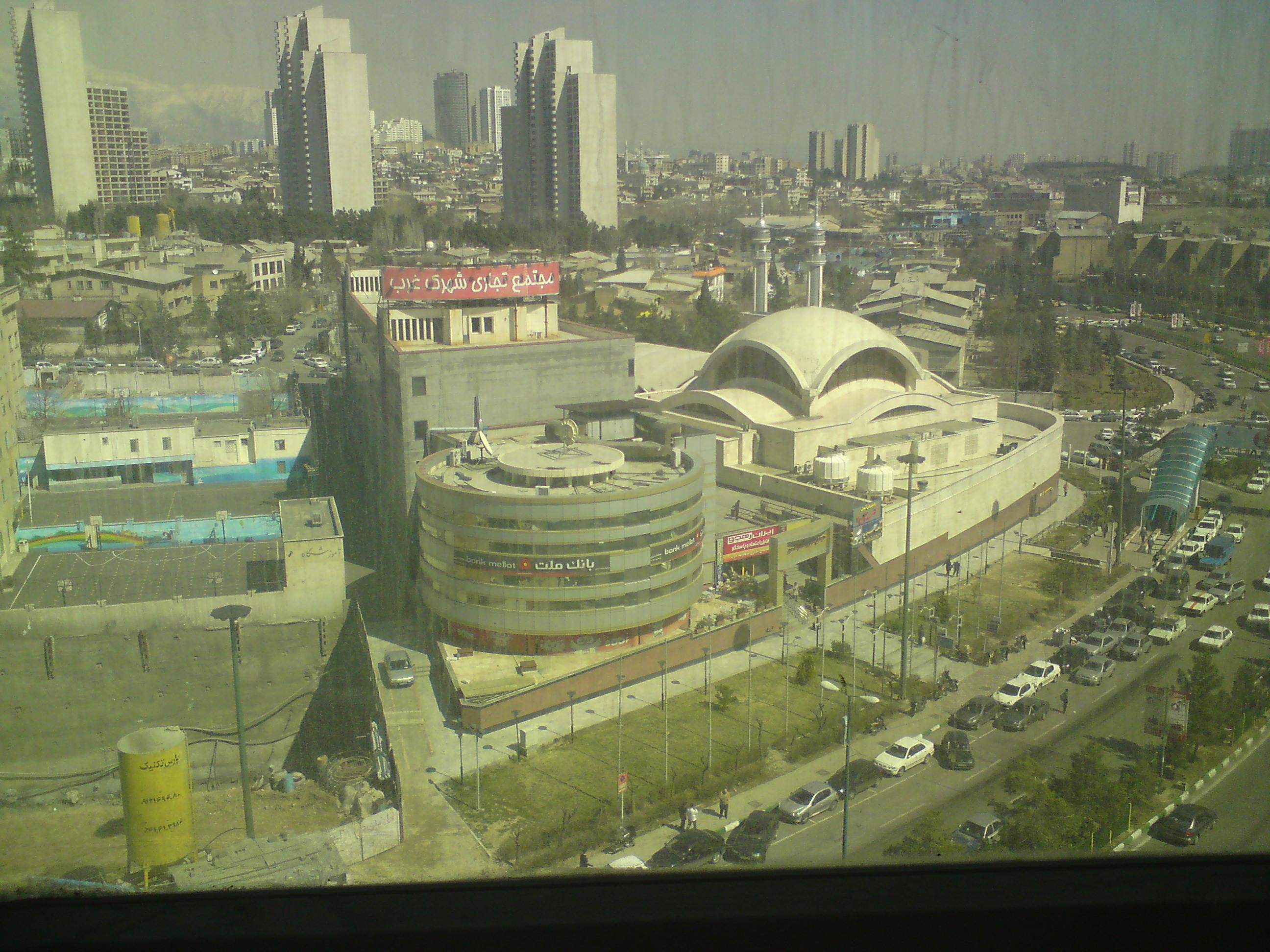 عکس خانه های غرب تهران