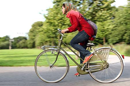 دوچرخه سواری ریسک حمله قلبی را کاهش می دهد
