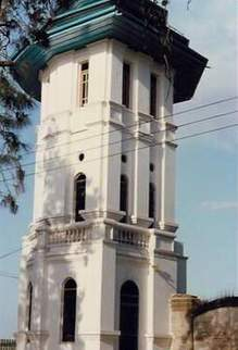 The tower of the palace in Babol.jpg
