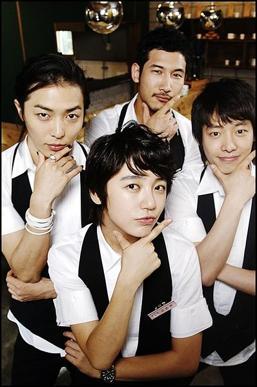 Image result for دانلود سریال کره ای کافه پرنس Coffee Prince
